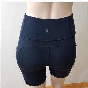 Athleta workout shorts